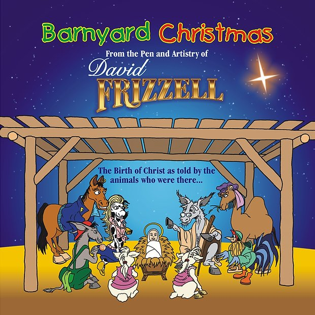 David Frizzell Releases Barnyard Christmas CD and Storybook