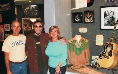 Willie Nelson & Friends Museum Unveiled New Exhibits