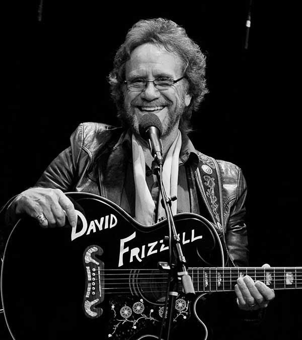 David Frizzell To Perform Hour-Long Live Stream Concert On 615 Hideaway & RFD-TV Monday, November 16 at 6pm CT