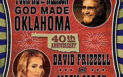 "David Frizzell Re-Releases ""You're The Reason God Made Oklahoma"" Featuring Mary Sarah"