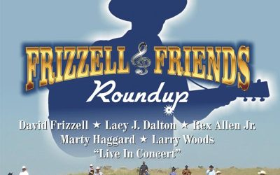 Time Life Reissues Frizzell & Friends: Roundup Live In Concert On April 30